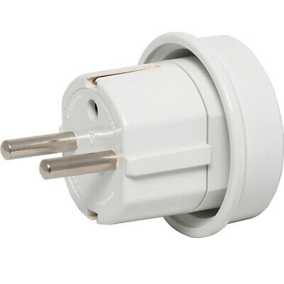 AU19.90 • Buy A0306A  Australia / NZ To Europe & Bali Travel Power Adapter 220V - 240VAC