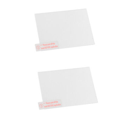 $ CDN9.03 • Buy 2x 9H Tempered Clear Glass Film LCD Screen Protector For Sony ILCE-7M3 A7III