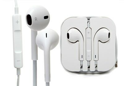 AU5.18 • Buy Earphones Headphones For Iphone 6 6s Plus 5 5s IPad Mic Ipod