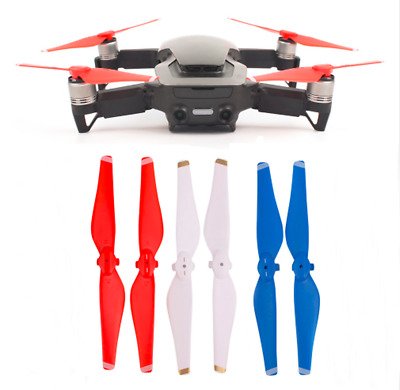 AU13.14 • Buy 2 Pairs For Rc DJI Mavic Air Quick Release Low Noise Propellers CCW/CW Blades
