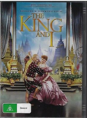 AU11.95 • Buy The King And I DVD 2 Disc Set New And Sealed Australia All Regions