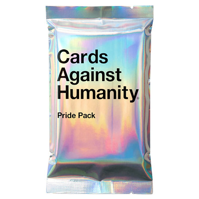 AU17.95 • Buy Cards Against Humanity Pride Pack No Glitter NEW