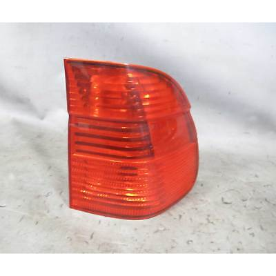 $100 • Buy Damaged 01-03 BMW E39 5-Series Touring Wagon Right Rear Outer Tail Light Lamp
