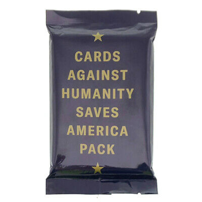 AU16.95 • Buy Cards Against Humanity Saves America Pack NEW
