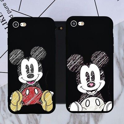 Monstruos SA Mike Sully Disney Fundas Iphone X 5/5S 6/6S 6 /6S