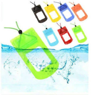 £2.40 • Buy WATERPROOF Phone / IPhone / Keys/ Watch DRY BAG Sports Holiday Beach Pouch Case