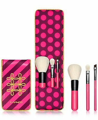$40.15 • Buy MAC Nutcracker Sweet Essential Brush Kit Limited Edition New In Box Authentic