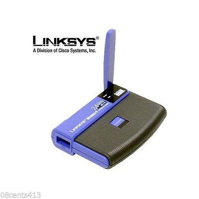 $12.12 • Buy LINKSYS WUSB11 Wireless-B USB Network Adapter CISCO SYSTEMS - NEW IN BOX