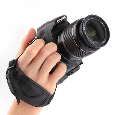 AU4.20 • Buy Pro Grip Wrist Grip Strap For Panasonic Lumix DMC-GM5 DMC-GH4 DMC-FZ70