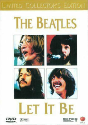 AU10.35 • Buy The Beatles Let It Be DVD Brand New And Sealed Australian Release