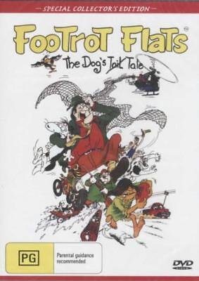 AU9.95 • Buy Footrot Flats DVD The Dog's Tale New And Sealed Australian Release