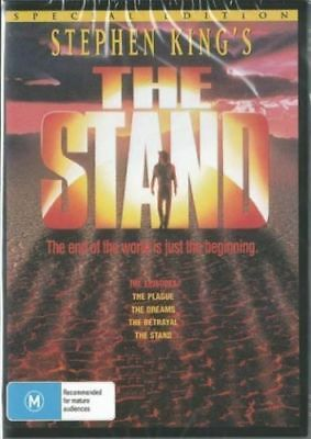 AU12.95 • Buy The Stand DVD Stephen King Special Edition Brand New And Sealed Australia