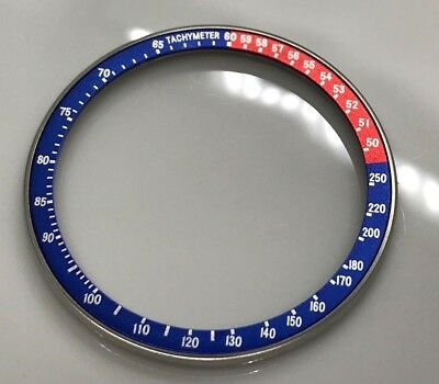 $ CDN63.42 • Buy  Complete Bezel W/ Insert For Seiko 6139 6000 6002 6005 7,9 Pogue Pepsi Blue Red