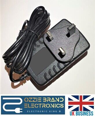 To Fit 12V Swann CCTV DVR Camera KITS Power Supply Adapter 12V 2A AC/DC Mains UK • 9.30£