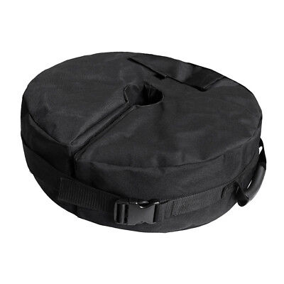 AU26.28 • Buy Outdoor Round Weight Sand Bag For Beach Gazebo Canopy Tent Anchor Sunshade