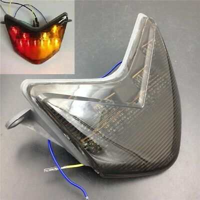 $49.39 • Buy SMOKE Tail Light For 2005 2006 Kawasaki Ninja ZX-6R/ZX636 2006-2007 ZX-10R/ZX100