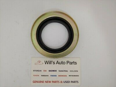 AU19.89 • Buy Oil Seal Genuine Brand New Suits Ssangyong Musso 1993-2006