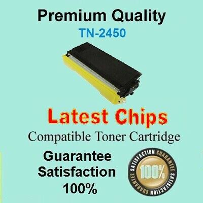 AU18 • Buy 1x TN2450 TN-2450 WITH CHIP Toner Compatible For Brother HL L2350DW MFC L2713DW