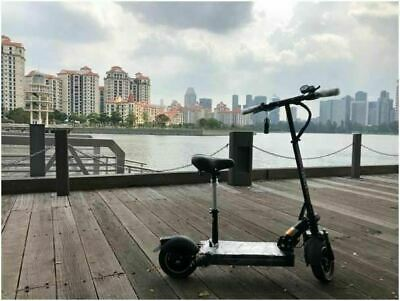 AU1699 • Buy Scoot A Long Nanotron Hustle Electric Scooter 500W 21Ah 48v Powerful Fast Seat