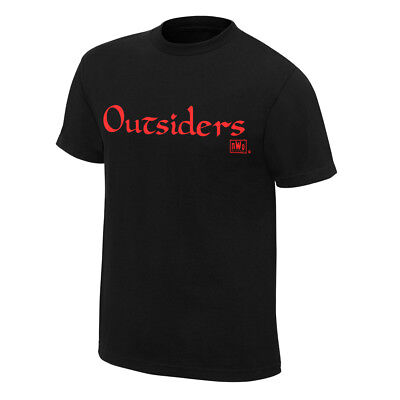 £29.99 • Buy Official WWE - NWo Wolfpac  Outsiders  Retro T-Shirt