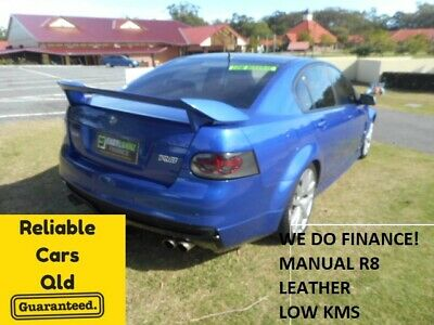 AU29990 • Buy HSV CLUBSPORT R8 MANUAL VE UTE HOLDEN COMMMODOREsuit Fgxr8turbo Toyota