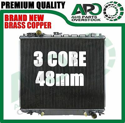 AU440 • Buy Brass Copper 3R Radiator For Mitsubishi Pajero NJ NL NK 2.8L Turbo Diesel 94-00