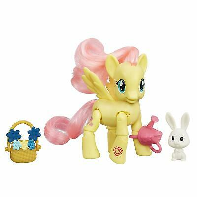 £10.99 • Buy My Little Pony Friendship Is Magic Fluttershy Flower Picking Poseable Pony Toy