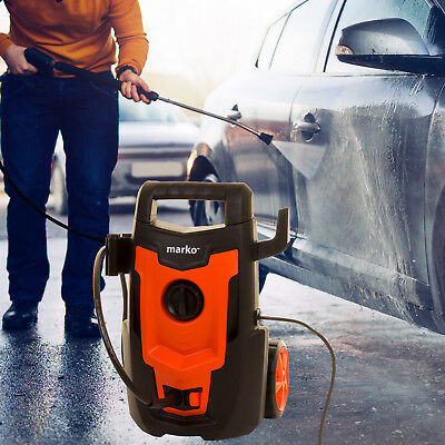 £64.99 • Buy 1400w Electric Pressure Washer Power Jet Wash Powerful Outdoor Cleaner Patio Car