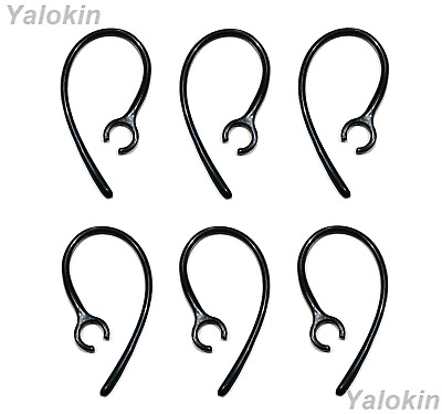 £9.15 • Buy 6 Pcs (SK-CHP) Replacement Set Earhooks Earloops For Jawbone ERA And Prime
