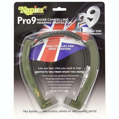 Napier Pro 9 Ear Hearing Protection Muffs • 29.95£