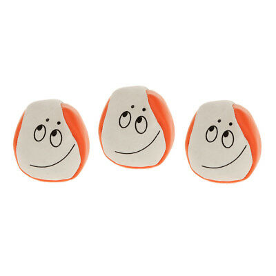 AU9.59 • Buy 3pcs Confused Look Juggling Balls For Magician Learners Magic Trick Exercise