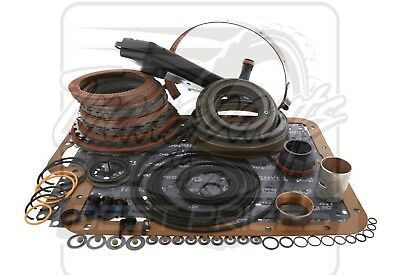 AU461.25 • Buy Fits Ford 4R100 Transmission Raybestos Stage 1 Red Rebuild Master Kit 98-Up 2WD