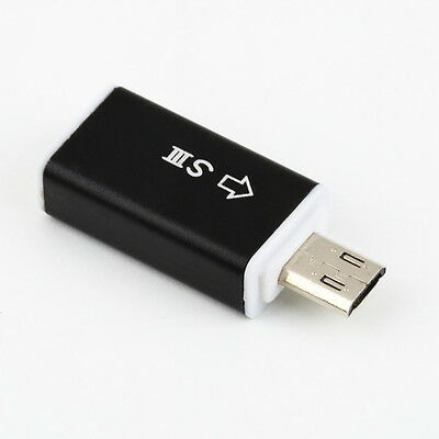 AU9.11 • Buy New Micro USB 5 Pin To 11 Pin MHL HDMI Adapter For Samsung Galaxy S3 I9300 HP