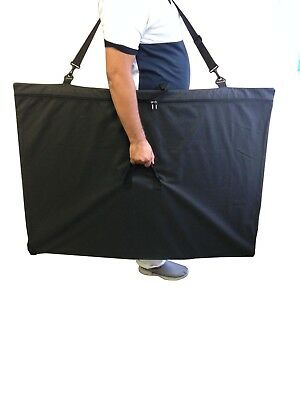 £14.99 • Buy A0 A1 A2 PORTFOLIO Carry Case Artwork Drawings Acid Free Print Carrier Holdall