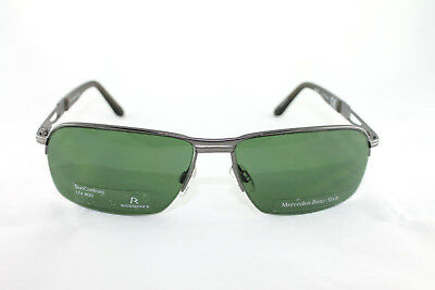 £198.09 • Buy New Mercedes-Benz Style Sunglasses Gray Frame UV400, Mod. M1027 Free Shipping