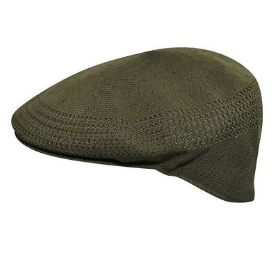 e72c7fcb Authentic Mens KANGOL Olive 0290BC Tropic Classic Ventair 504 Summer Ivy  Hat Cap • 31.99$