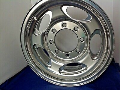 AU1161.13 • Buy Ford E250 E350 VAN OEM 16  Alloy Wheels 8 Lug SET Rims 95 14 5 Ovals 8x165