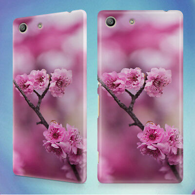AU12.95 • Buy Beautiful Beautiful Flowers Blooming 6 Hard Back Case For Sony Xperia Phones