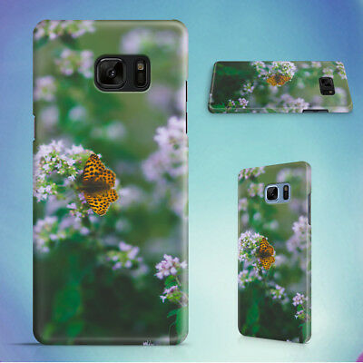 AU12.95 • Buy Butterfly On Flower Ii Hard Case For Samsung Galaxy S Phones