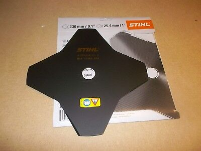 £17.98 • Buy Stihl 4 Toothed Steel Blade For Fs55 / 55r / 55c / 55rc / 55rc-e Strimmers