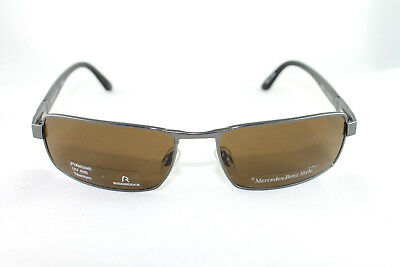 £198.09 • Buy Mercedes-Benz Edition By RODENSTOCK Titanium Sunglasses. Mod.M1019 Free Shipping