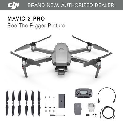 DJI Mavic Pro 2 - Hasselblad Camera - HDR Video - Brand New!