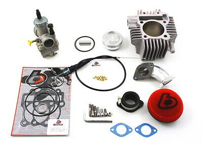 TB 170cc To 184cc Bore Kit And 28m Carb Kit YX/GPX/Zongchen 150/155/160 Engines • 247.61£