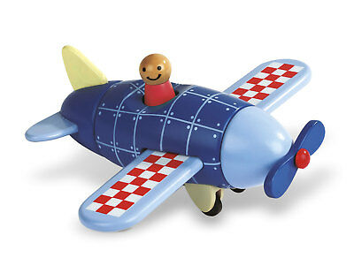 Janod Magnetic Wooden Airplane Kit • 14.25£