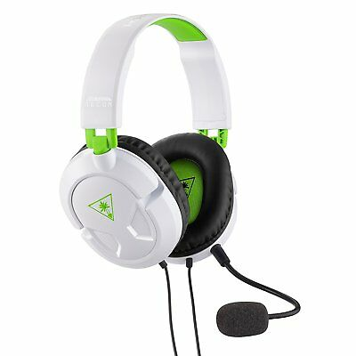 View Details Turtle Beach Recon 50X Stereo Gaming Headset In White • 13.99£