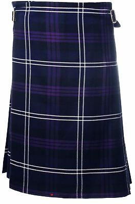 £54.99 • Buy Gents Lightweight Casual Party Kilt Heritage Of Scotland Size 54 56