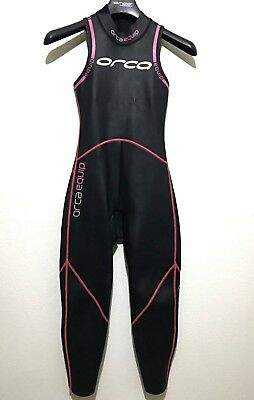 e30f4e364c NEW Orca Womens Triathlon Wetsuit Size Small S Sleeveless Equip • 116.99