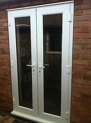 Upvc French Doors - Made To Measure - Patio Doors | Brand New - Free Delivery • 484£