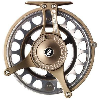 $399.95 • Buy Sage EVOKE 10 (9/10wt) Fly Fishing Reel ~ NEW RH ~ Bronze/Platinum ~ CLOSEOUT