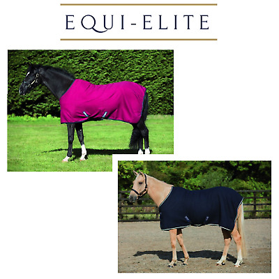 £49.95 • Buy Horseware Rambo Techni Waffle Cooler Rug - Competition Travel Day Rug